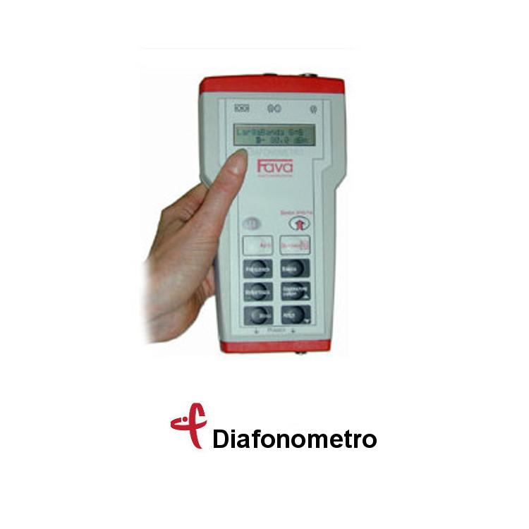 Diafonometro Telecom PDF150K