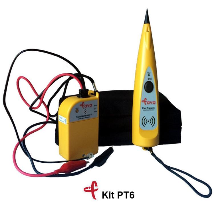 cerca coppie per cavi telefonici Kit PT6