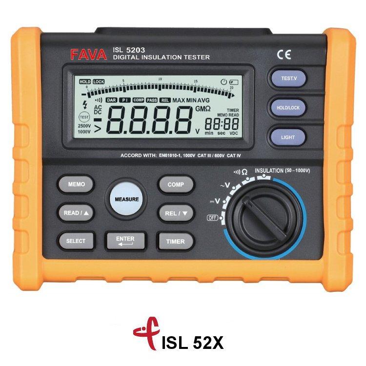 ISL5203 Insulation Meter