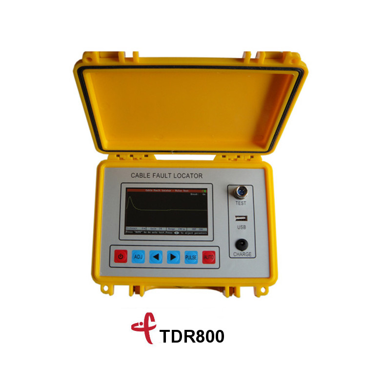 800 TDR cable fault locator
