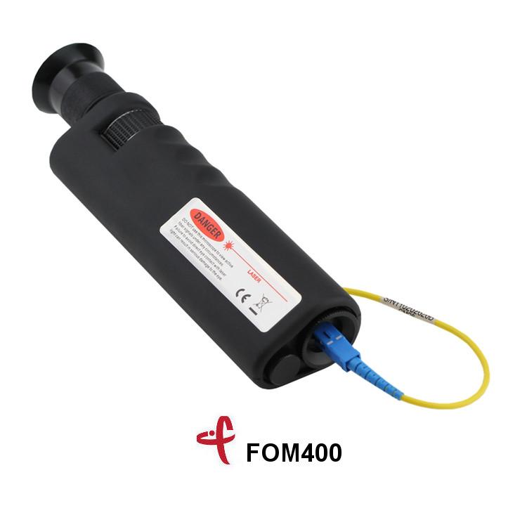 Microscopio per fibra ottica FOM400