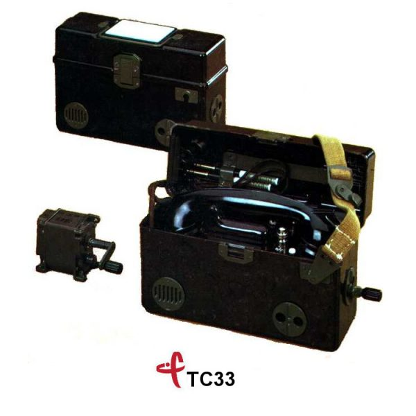 TC33 local battery telephone