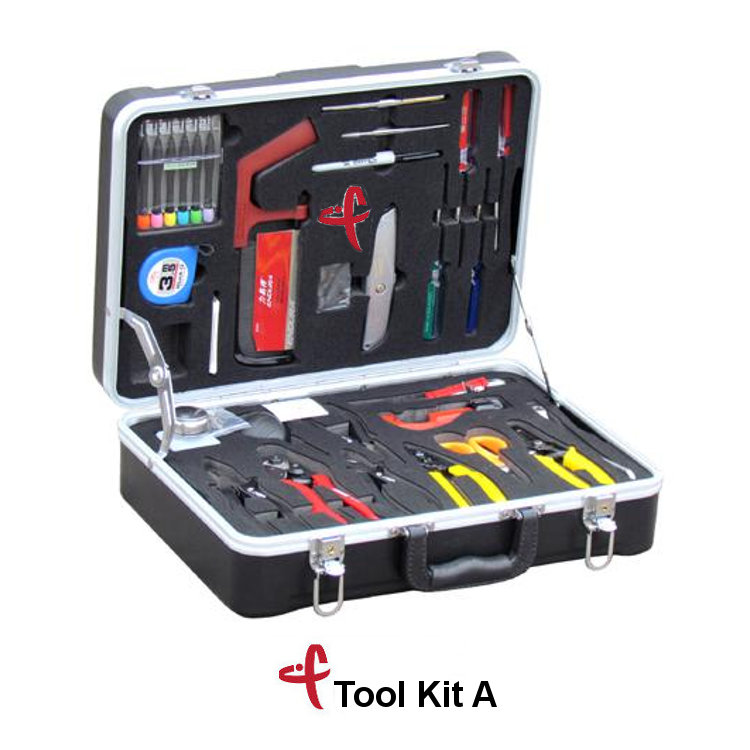 Fiber Optic tool kit ftth