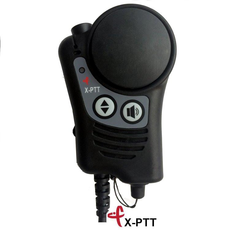 X-PTT il tasto PTT multifunzione professionale