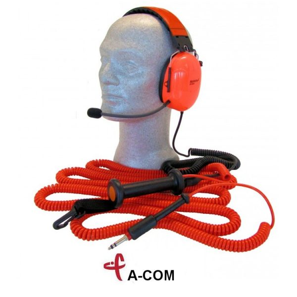 A-COM Ground Service Headset