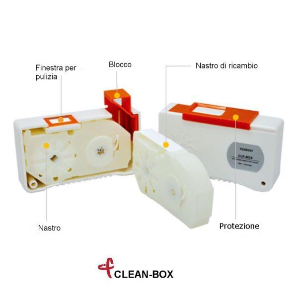CLEAN BOX Fo Cleaner cassette Fava IVo Srl