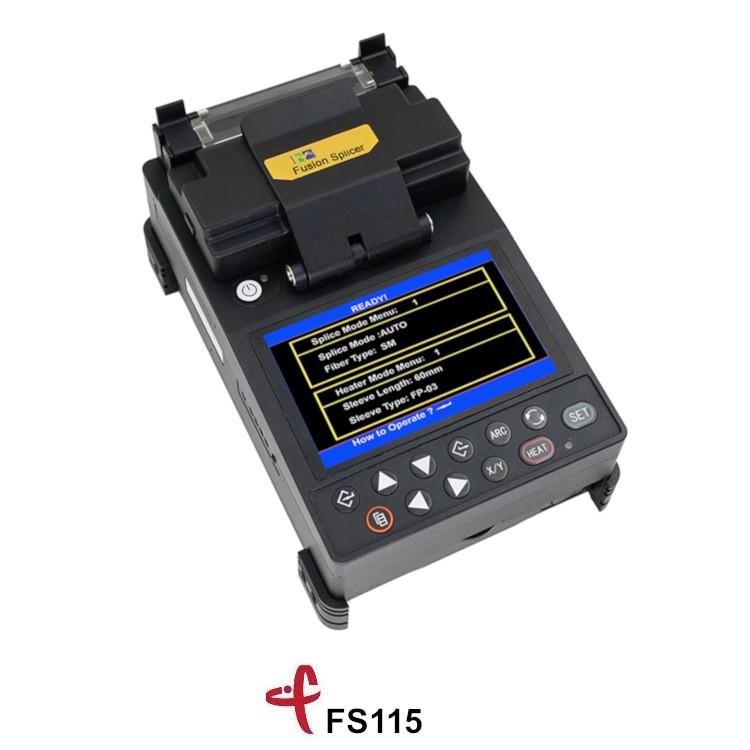 FS115 Giuntatrice FTTH Fava IVo Srl