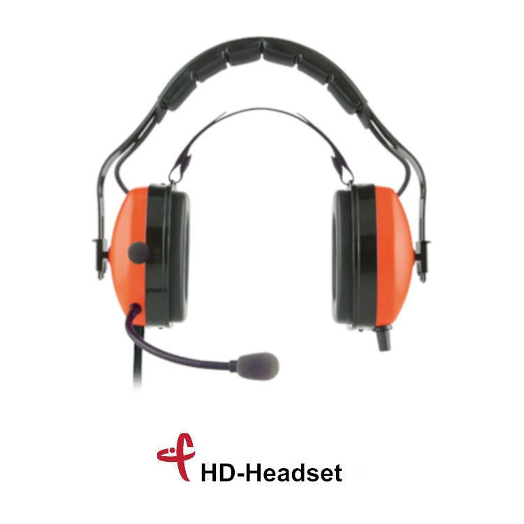 HD Headset Fava Ivo Srl